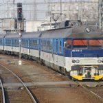 Elektrická jednotka řady 460, která bývá nasazována na spěšné vlaky Přerov - Valašské Meziříčí. Foto: České dráhy