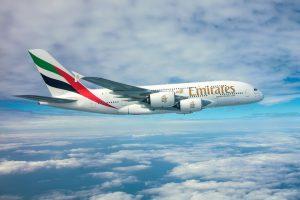 Airbus A380. Foto: Emirates