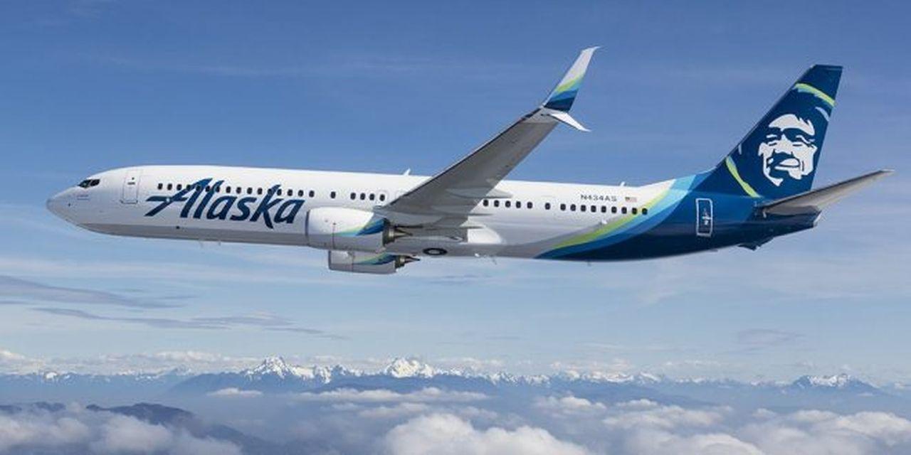 Boeing 737 MAX 9 v barvách Alaska Airlines. Foto: Boeing