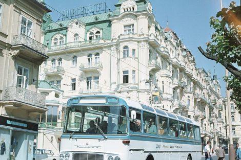 Autobus ŠD 11. Pramen: Iveco Bus