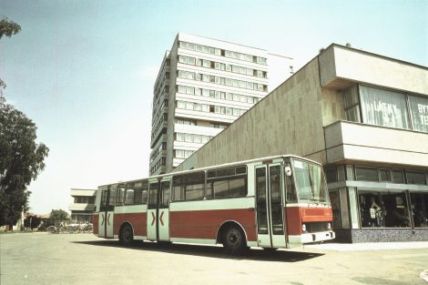 Karosa 700. Pramen: Iveco Bus