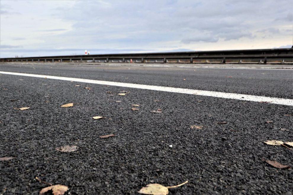 Oprava dálnice D5. Foto: Strabag