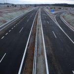 Nový úsek dálnice D6. Foto: Úřad vlády