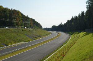 Dálnice D6 Nové Strašecí - Řevničov. Pramen: ŘSD