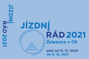 Jízdní řád 2021. Autor: Juraj Kováč/Zdopravy.cz