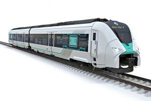 Vizualizace vodíkové jednotky Mireo Plus H. Pramen: Siemens