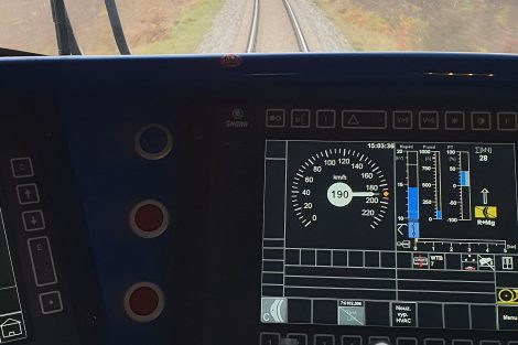 Vlaky budou v Německu jezdit max. 190 km/h. Autor: Škoda Transportation