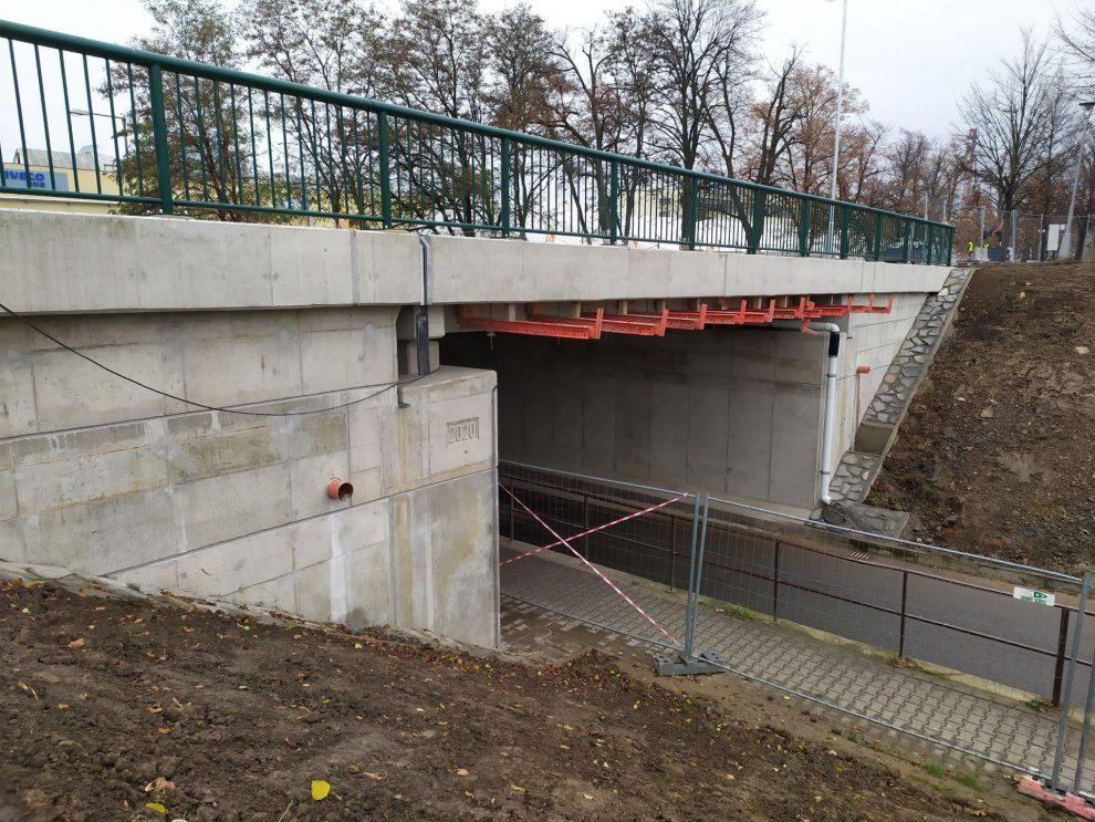 Opravený most ve Vysokém Mýtě. Foto: ŘSD