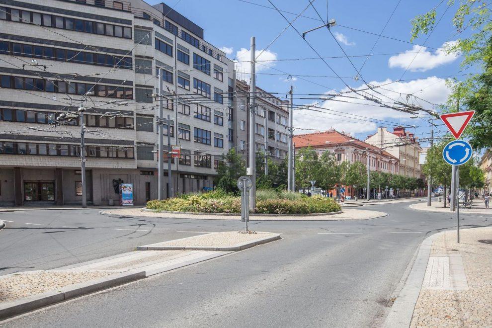 Americká třída v Plzni. Foto: FB Plzeň 2015