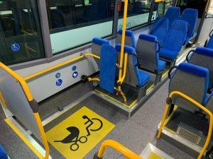 Nové autobusy pro Arrivu ve Zlínském kraji. Foto: Arriva