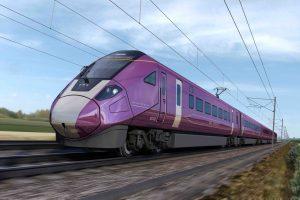 Jednotky Class 810 pro East Midlands Railway získají název Aurora. Foto: Hitachi Rail