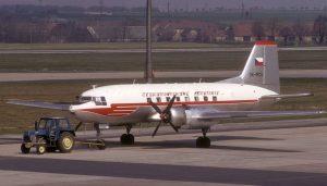 Avia Av-14. Foto: Vojenský historický ústav