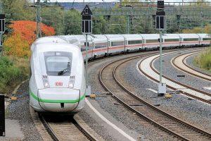 Vysokorychlostní jednotka ICE. Foto: Deutsche Bahn