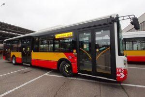 Nový autobus Iveco Urbanway pro Dopravní podnik města Hradce Králové. Foto: DPMHK