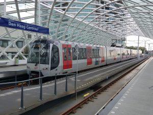 Metro v Haagu. Foto: Jan Sůra / Zdopravy.cz