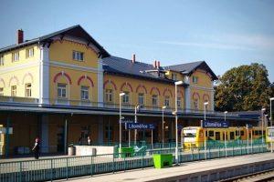 Litoměřice horní nádraží. Foto: litomerice.cz