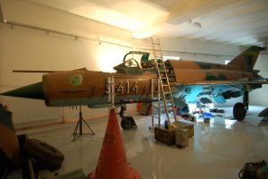 Simulátor MiG-21
