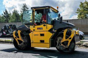 Oprava dálnice. Foto: ŘSD