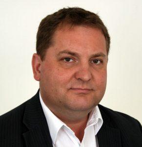Šéf celního brokera Gerlach Luděk Procházka. Pramen: Gerlach