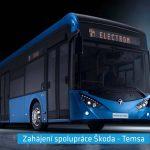 Infografika Škody k zahájení spolupráce s Temsou. Foto: Škoda Transportation