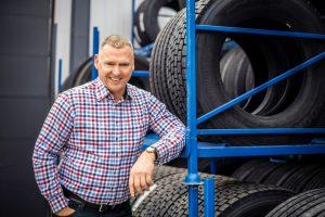 Pavel Steiner, majitel a šéf Umbrella Mobility