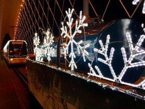 Mazačka na Trojském mostě. Foto: DPP