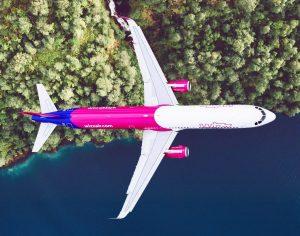 Airbus A321 v barvách Wizz Air. Foto: Wizz Air