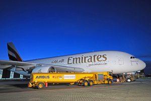 116. Airbus A380 dodaný pro Emirates. Foto: Emirates