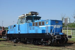 Lokomotiva 210.017 po částečné rekonstrukci. Foto: Adam Kotas