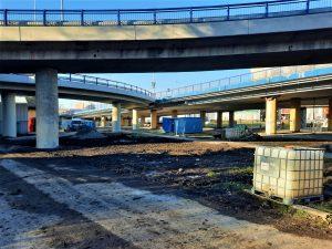 Nájezdové rampy na Hlavní třídu (I/48) ve Frýdku-Místku. Pramen: ŘSD