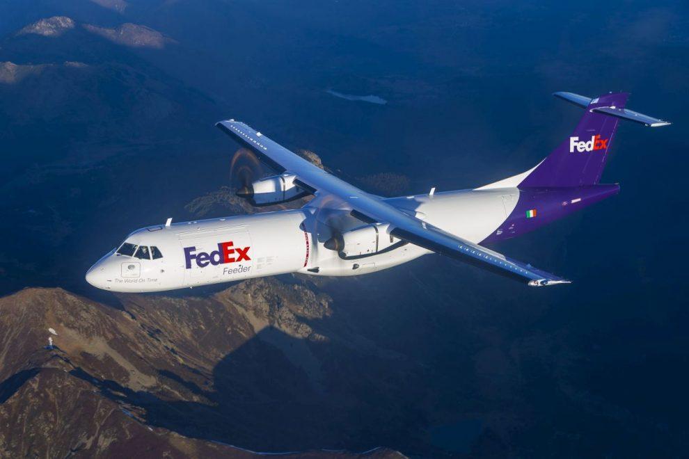 ATR 72-600F v barvách FedEx. Foto: ATR