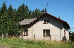 Dům v Květné k demolici. Foto: Správa železnic