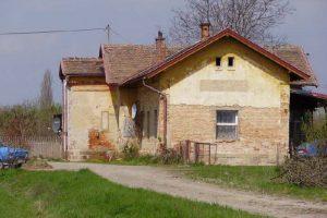 Drážní domek v Lovčicích. Foto: Správa železnic