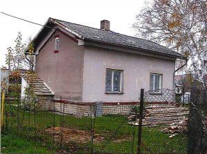 Domek v Ústěku k demolici. Foto: Správa železnic