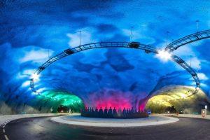 Tunel Eysturoy. Foto: FB Faerphoto.com