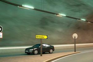 Tunel Eysturoy. Foto: estunlar.fo