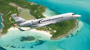 Nový Falcon 6X. Foto: Dassault