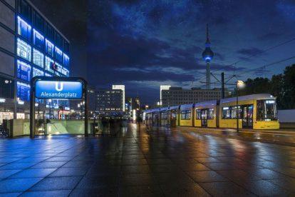 Tramvaj Bombardier Flexity v Berlíně. Foto: Bombardier
