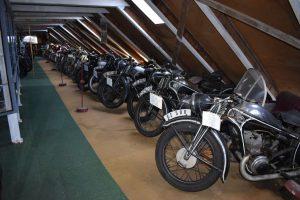 Muzeum historických vozidel a staré zemědělské techniky vPořežanech. Foto: Vlastimil Kučera