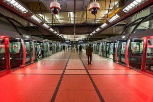 Rozšíření linky 14 pařížského metra. Foto: Paris.fr