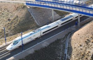 Vysokorychlostní železnice ve Španělsku. Foto: Renfe