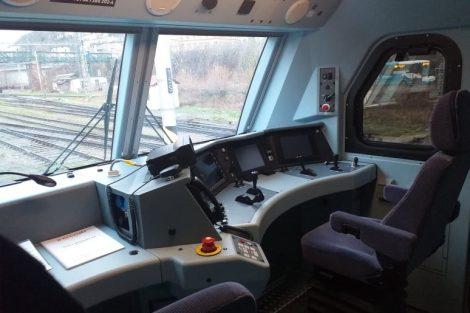 Lokomotiva Bombardier TRAXX MS3. Foto: RegioJet