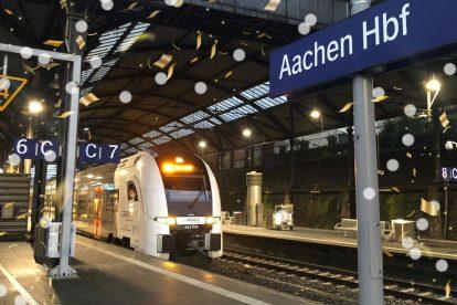 Jednotka Siemens Desiro HC pro Rhein-Ruhr Express (RRX). Foto: National Express