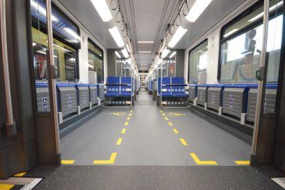 Nové vlaky pro berlínský S-Bahn. Foto: Deutsche Bahn