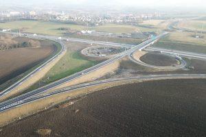 Nový úsek silnice I/58 Příbor - Skotnice. Foto: Eurovia CS
