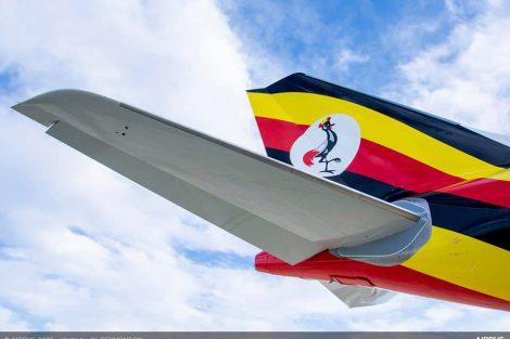 Airbus A330-800 v barvách Uganda Airlines. Foto: Airbus