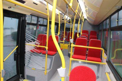 Nový autobus SOR pro vsetínskou MHD. Foto: Městský úřad Vsetín