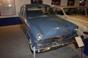 Retro Auto muzeum Strnadice. Foto: Vlastimil Kučera