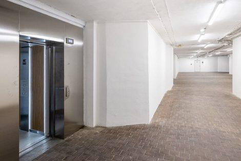 Nový osobní výtah a vylepšený zavazadlový tunel. Pramen: Penta