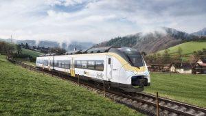 Základní úlohou udržitelné mobility je naplnění přepravních potřeb ohleduplně kpřírodě. Pramen: Siemens